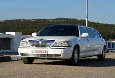 lincoln Town car Симферополь