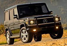 Mercedes G (Guilendwagen) Красноярск