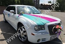 Chrysler 300C long Красноярск