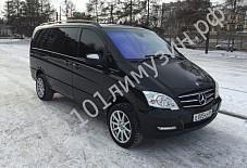 Mercedes Viano 4matic Красноярск