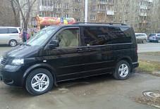 фольксваген мультиван Новосибирск