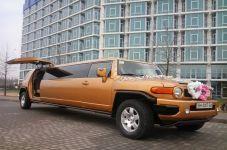 Toyota FJ Cruiser Севастополь
