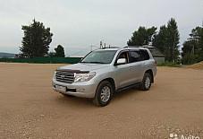 Land Cruiser 200 Иркутск