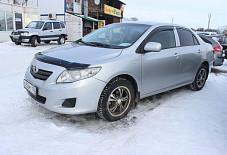 Toyota Corolla Иркутск