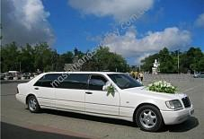 Mercedes W140 limo Симферополь