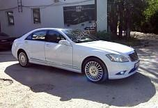 Mercedes S-class W221 Симферополь