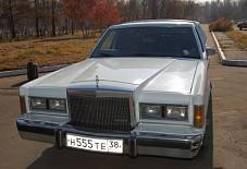 Lincoln Town Car Иркутск