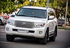 Toyota Land Cruiser 200 Иркутск