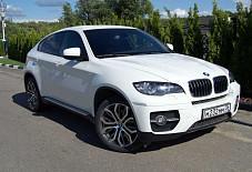 BMW X6 Иркутск