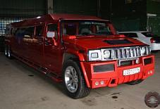 Hummer Red Dragon Красноярск