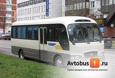 Hyundai County Красноярск
