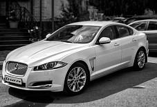 Jaguar XF Тюмень