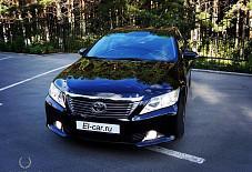 Toyota Camry Тюмень
