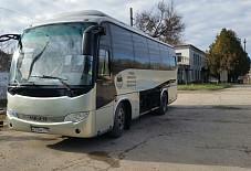 Автобус Higer 30+1 Симферополь