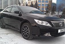 Toyota Camry Красноярск