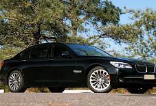 BMW 750Li Красноярск