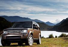 Land Rover Discovery Красноярск