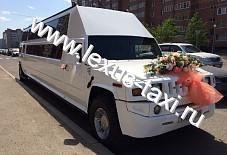 Hummer Bus Красноярск
