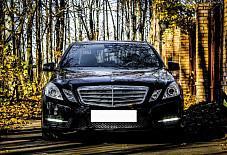 Mercedes-Benz E  Тюмень