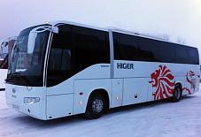 Higer KLQ 6129 Калининград