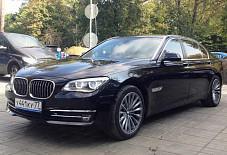 BMW 7-series Тюмень