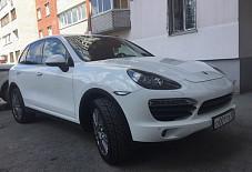Porsche Cayenne Тюмень