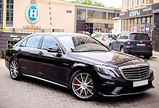 Mercedes-Benz S-class AMG (W222) Калининград