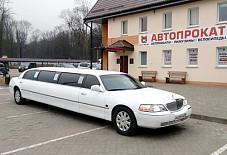 Lincoln Town Car Калининград