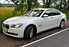 BMW 7 Series Long Тюмень
