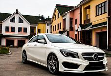 Mercedes-Benz CLA Тюмень