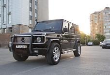 Mercedes G-Class Тобольск