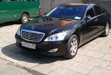 Mercedes S-class Калининград