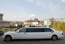 Mercedes w140 Калининград