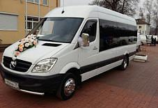 Mercedes-Benz Sprinter LUX Калининград