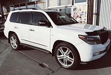 Toyota Land Cruiser 200 Калининград
