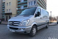 Mercedes Benz Sprinter Калининград