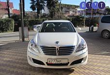 Hyundai Equus Республика Адыгея