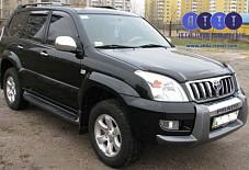 Toyota Land Cruiser Prado Москва