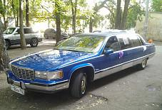 Cadillac Fleetwood Уфа