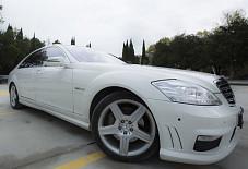 Mercedes-Benz S500 Уфа