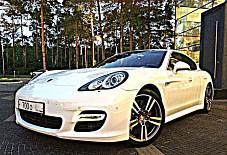 Porsche Panamera Уфа