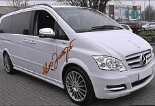 Mercedes-Benz VIANO W639 Уфа