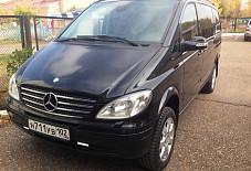 Mercedes-Benz Viano Luxe Уфа