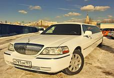 Lincoln Town Car Уфа