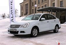 Nissan Almera Уфа