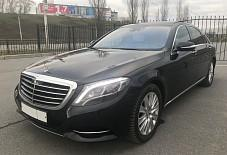 Mercedes-Benz S-class W222 long Уфа