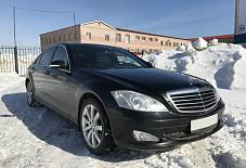 Mercedes-Benz S-class W221 long Уфа