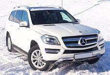 Mercedes-Benz GL-class Уфа