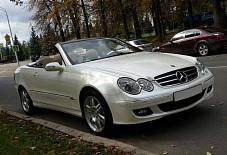 Mercedes-Benz CLK Уфа