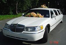 Lincoln Town Car Петрозаводск